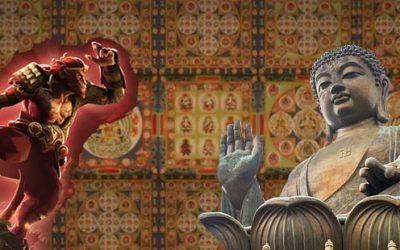 El Rey Mono y Buda