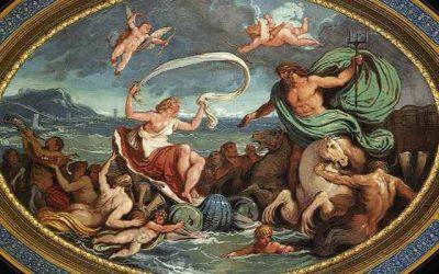 Mito de Poseidon