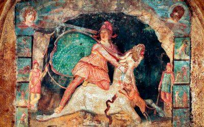 El mito persa de Mitra