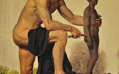 Creación del Hombre según los Griegos
