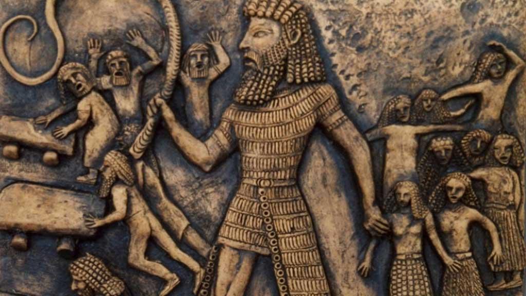 El mito de la Epopeya de Gilgamesh