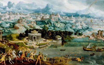 Helena de Troya (II): Amor y Traición