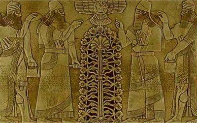 Creación del Hombre según sumerios