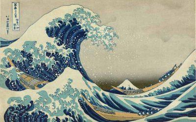 Mito japonés de la creación del mundo