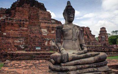El nacimiento de Buda