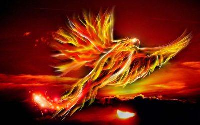 El mito del Ave Fénix: La inmortalidad y el eterno retorno