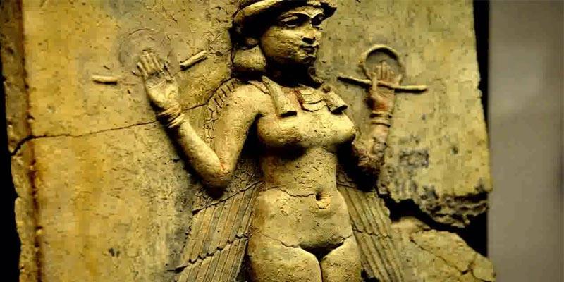 Ishtar y La danza de los 7 velos