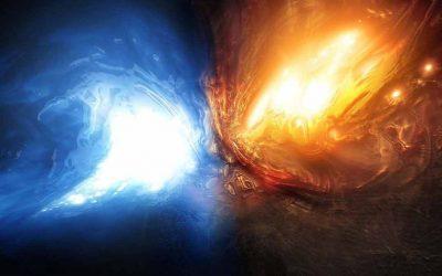 Creación del mundo y el hombre según los nórdicos